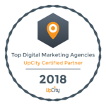Neon Ambition Top Digital Marketing Agency- Upcity Certified Partner 2018
