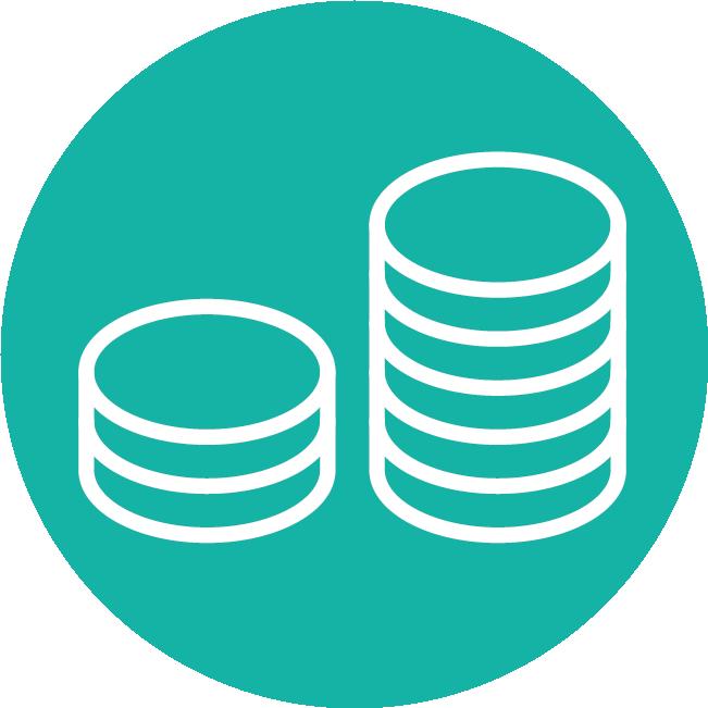 Neon Green Icon Financial-1