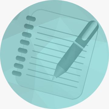 writing icon 1