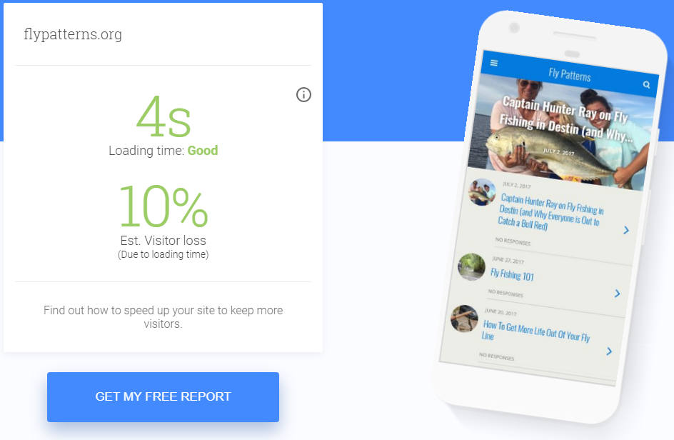 Test Your Mobile Website Speed and Performance   Think With Google